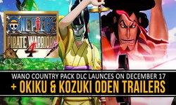 One Piece: Pirate Warriors 4 ปล่อยดาวน์โหลด Wano Country Pack เร็วๆนี้