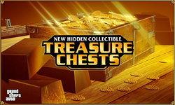 "GTA Online เผยหีบรับทรัพย์ ""Treasure Chests"" เตรียมรวยเละ"