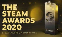 Steam Awards  ประกาศผลโหวตรางวัลเกมยอดเยี่ยมแห่งปี 2020