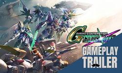 SD Gundam G Generation Cross Rays Platinum Edition เปิดตัวลงบน PS4 และ Switch