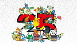 ฉลองครบรอบ 25 ปีของ Pokemon ปล่อยตัวอย่างวิดีโอสุดพิเศษ