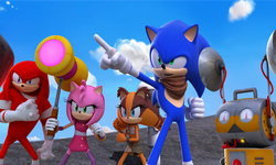 Netflix ประกาศเตรียมฉายซีรี่ส์อนิเมชั่น Sonic the Hedgehog ปี 2022