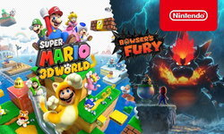 Super Mario 3D World + Bowser's Fury ผงาดซิวแชมป์ยอดขายสะเทือนวงการ
