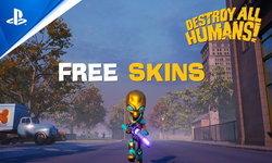 Destroy All Humans อัดเต็มสูบพร้อมรัน 60 FPS บน PS5