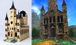 แฟนเกม Legend of Zelda ต่อตัววิหาร temple of time ด้วยเลโก้