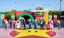 สวนสนุก Super Nintendo World เปิดให้ไปสัมผัสความสนุกกันได้แล้ววันนี้