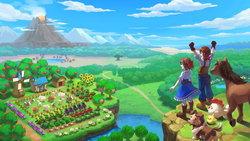 รีวิวเกม Harvest Moon One World เดินทางรอบโลกกู้วิกฤตเพาะปลูก