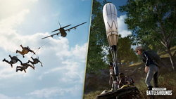 PUBG PC อัปเดตฟีเจอร์ใหม่ที่จะช่วยให้คุณบินบนฟ้าได้อีกครั้ง!!