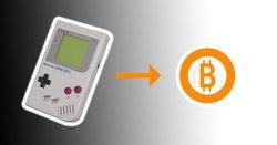 เมื่อ Nintendo Game Boy รุ่นเก๋า ถูกจับมาขุดเหรียญ Bitcoin จะเป็นอย่างไร