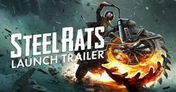 เกม Steel Rats กำลังแจกฟรีตอนนี้บน Steam ถึงวันที่ 5 เม.ย.นี้เท่านั้น