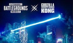 ซัดกันต่อในเกม PUBG Mobile จัดกิจกรรมกับหนัง Godzilla vs. Kong