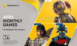 PlayStation Plus แจก 3 เกมส์ยักษ์ฟรีในเดือนเมษายน 2021