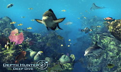 6 เกมใต้น้ำ ดับร้อน รับสงกรานต์
