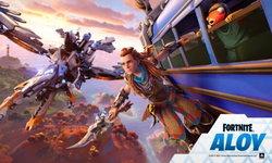 Fortnite จัดชุดพิเศษ Aloy จาก Horizon Zero Dawn เปิดตัว 15 เมษายน
