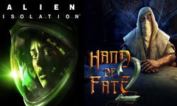 เกมฟรี Alien Isolation และ Hand of Fate 2 ถึง 29 เมษายน นี้
