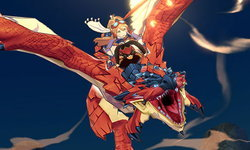 Monster Hunter Riders เกมขี่แย้ล่าแย้ เปิดให้เล่นแล้วในญี่ปุ่น