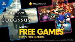 Sony เผยรายชื่อเกมฟรีของชาว PS Plus ประจำเดือนมีนาคม 2020 โซน 1