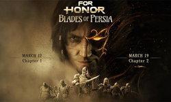 For Honor พาเจ้าชาย Prince of Persia มาร่วมแจมในอีเวนท์ใหม่