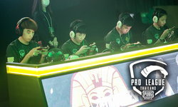 ผลการแข่งขัน PUBG Mobile Thailand Pro League Finals วันที่ 2