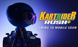 Nexon ใส่อาวุธหนัก!! KartRider Rush+ เกมส์แข่งรถยอดนิยมลงบนมือถือครั้งแรก