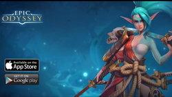 Epic odyssey เกม RPG แนวแฟนตาซีจัดเต็มสูบ