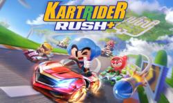 KartRider Rush+ เกมแข่งรถไอพีชื่อดังกลับมาอีกครั้ง ในเวอร์ชั่นมือถือแล้ววันนี้