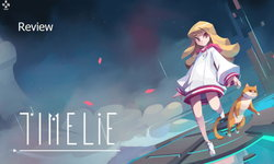 Review Timelie มิติที่บิดผัน กับเวลาที่ลวงหลอก เกมคนไทยน่าเล่น