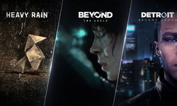 Heavy Rain, Beyond Two Souls และ Detroit  มาใน Steam 18 มิ.ย.นี้