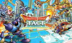 พี่เหลี่ยม Square Enix เตรียมปล่อยให้ลงทะเบียน Dragon Quest TACT