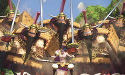 One Piece: Pirate Warriors 4 เผยโฉมหน้า Charlotte Cracker