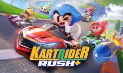 เครื่องแรง KartRider Rush+ มียอดดาวน์โหลดไปแล้วกว่า 10 ล้านครั้ง