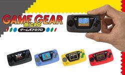 ฉลอง 60 ปี SEGA เปิดตัวเครื่องเกม Game Gear Micro