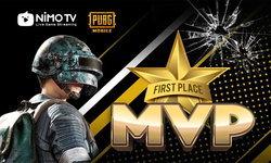 PUBG Mobile กิจกรรมตามหาสุดยอด MVP โดย NimoTV