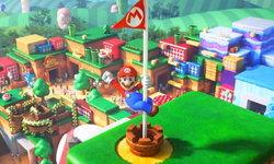 เชิญชมความยิ่งใหญ่อลังการ กับภาพภายในสวนสนุก Super Nintendo World