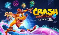 Crash Bandicoot 4 : It's about time เผยตัวอย่างแรก พร้อมวางกำหนดการจำหน่าย