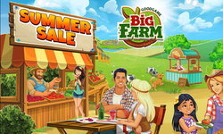 Big Farm Summer Sale โปรโมชั่นรับลมร้อนสำหรับชาวไร่ทุกท่าน