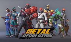 Metal Revolution เกมต่อสู้สไตล์ Cyberpunk Robot ประกาศลงคอนโซล