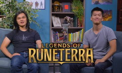 Exclusive! ไขข้อข้องใจกับสองหัวหน้าผู้พัฒนา Legends of Runeterra