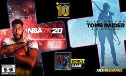 เกมส์ฟรีชาว Playstation Plus ประจำเดือนกรกฎาคม พร้อมของแจกอีกเพียบ!!!