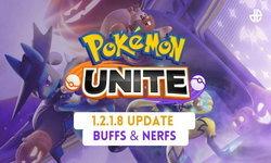 Pokemon Unite ปรับสมดุลย์แพทช์ฮาโลวีน (1.2.1.8) มีอะไรบ้าง มาดูกัน