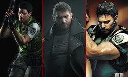 รวมความเปลี่ยนแปลงของ Chris Redfield จาก Resident Evil ในอดีตและปัจจุบัน