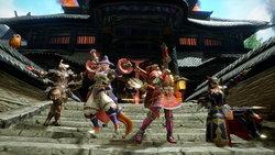 Capcom ปล่อยอัปเดตฟรีตัวใหม่ Monster Hunter Rise Ver2.0