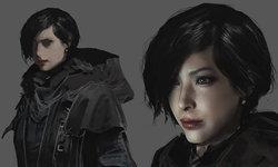 เผยภาพดีไซน์ของ Ada Wong ที่ไม่ได้นำมาใช้ใน Resident Evil Village