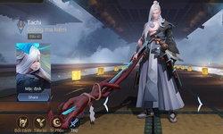 """RoV: New Hero นินจาคนสุดท้าย Tachi """" คมเขี้ยวแห่งมังกร """" แห่ง Mist Island"""