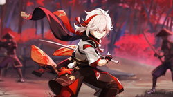Genshin Impact เผย Teaser ตัวละครใหม่ Kazuha