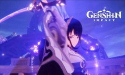 Genshin Impact ชาวเน็ตเถียงกันวุ่น Raiden Shogun สรุปดาบหรือหอก ?
