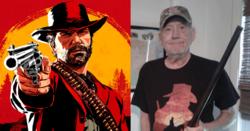 คุณพ่อวัย 69 ปี ได้พิชิต Red Dead Redemption 2 จนครบ 100%