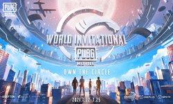 PUBG MOBILE WORLD INVITATIONAL งานแข่งระดับโลกประจำปีนี้