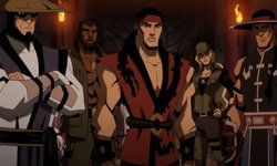 Mortal Kombat Legends: Battle of the Realms เผยตัวอย่างสุดโหด