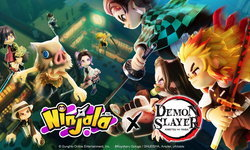 Kimetsu no Yaiba ดาบพิฆาตอสูร จัดหนักลุยศึกใน Ninjala